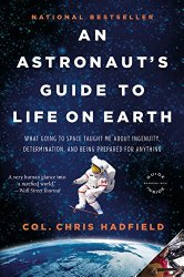 Astronaut's Guide to Life on Earth book cover