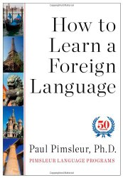 How to learn a foreign language - Book